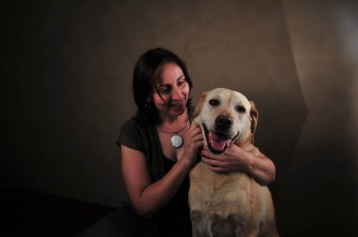 Larissa Gray and the Golden Dog