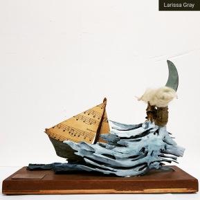 Silent Sea Larissa Gray